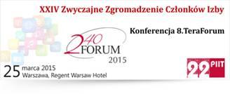 8 Tera Forum 2015