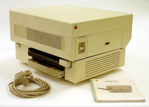 apple-laser-printer
