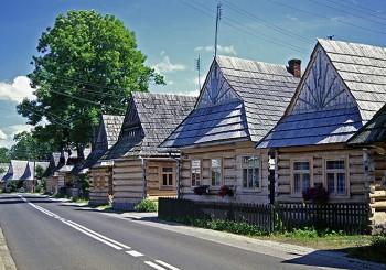 Zdjęcia krajobrazowe z Chochołowa